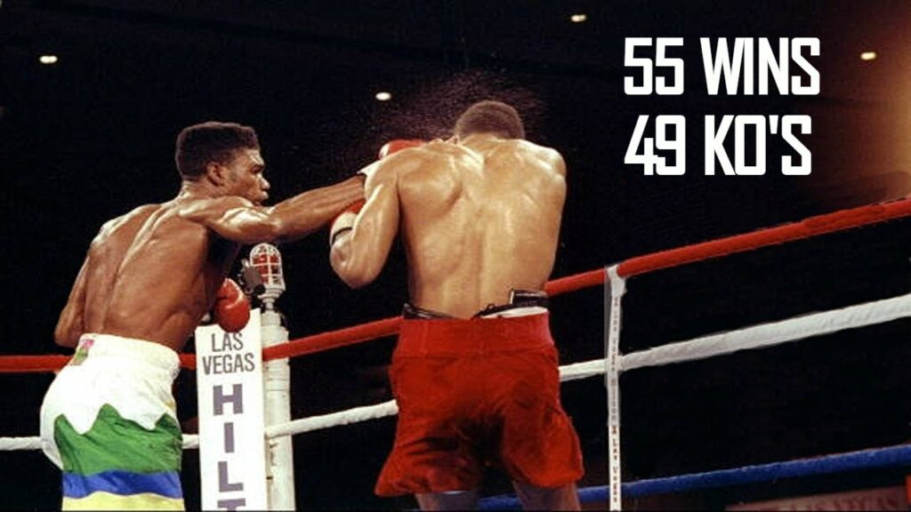 Hardest puncher in boxing history