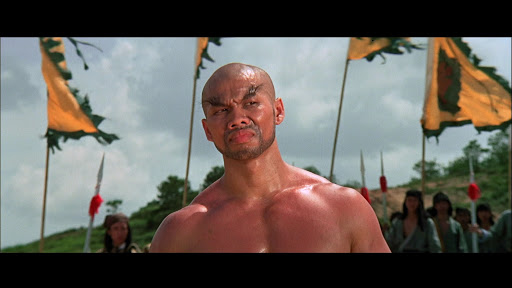 Bolo Yeung the Heroic Ones